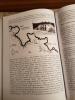 Nákres a popis dělostřelecké tvrze na Orlíku z knihy J. Soaridise Rejvíz a báje z okolí.