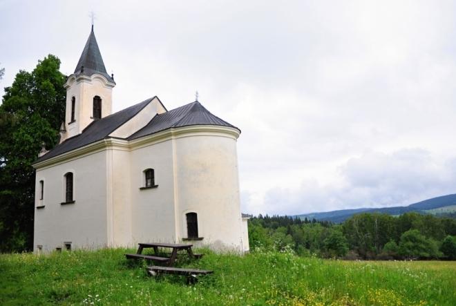 Kostel sv. Máří Magdalény...