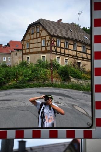 V Papstdorfu.