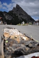Sedlo Falzaredo je vhodným místem pro prodej minerálů.