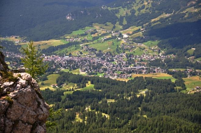 Cortina ďAmpezzo.