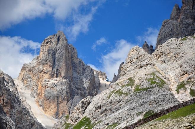 Cristallo ďAmpezzo (3 008 m).