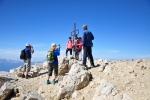 Vrchol Tofana di Mezzo (3 244 m)...