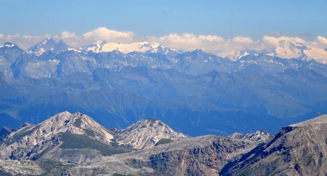 Rakouské Alpy - Grossglockner.