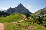 Sas de Stria (2 477m).