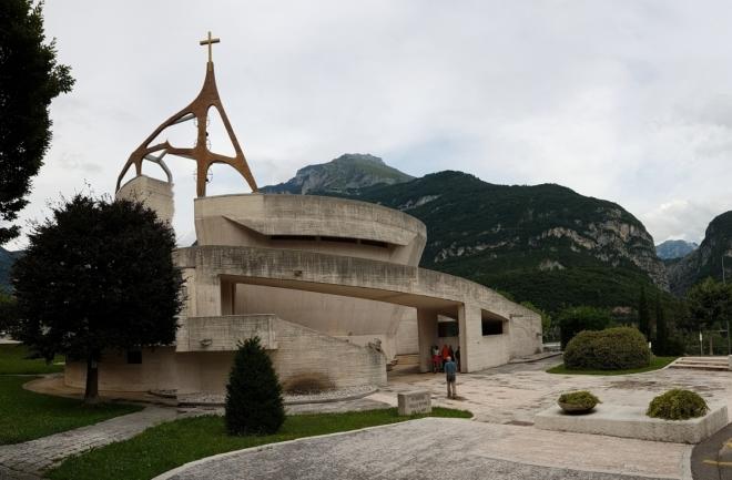 Chiesa di Santa Maria Immacolata je památníkem a muzeem zároveň...