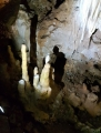 Harmanecká jeskyně.