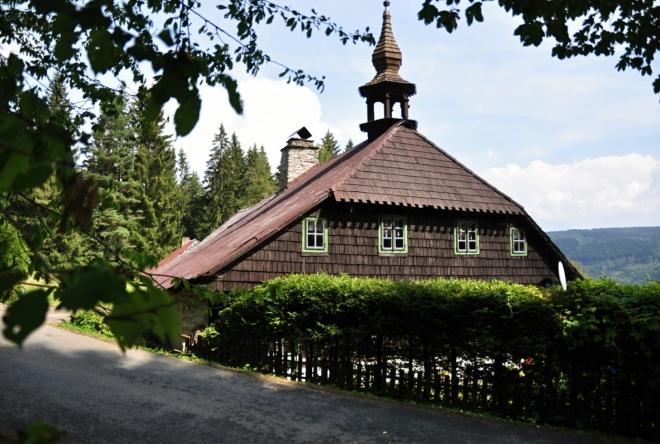 Klostermannova chata.