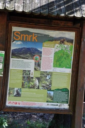 Smrk chrání nejrozsáhlejší přírodní rezervace Beskyd.