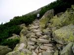 Tatranská magistrála je tady hlavně pro ty, co se nechtějí příliš namáhat výstupy na vrcholy. Takže i pro mne.