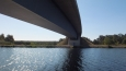 Silniční most nad  Mittelland kanálem ...