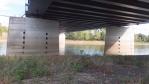Obří most Mittelland kanálu nad Labem u Hohenwarthe ...