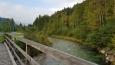 Řeka Steyr.
