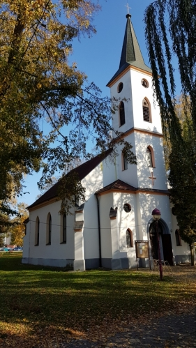 Zlivský kostel sv. Václava.