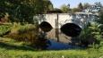 Zliv - starý kamenný most.