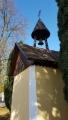 Zvonička v Malých Chrášťanech.