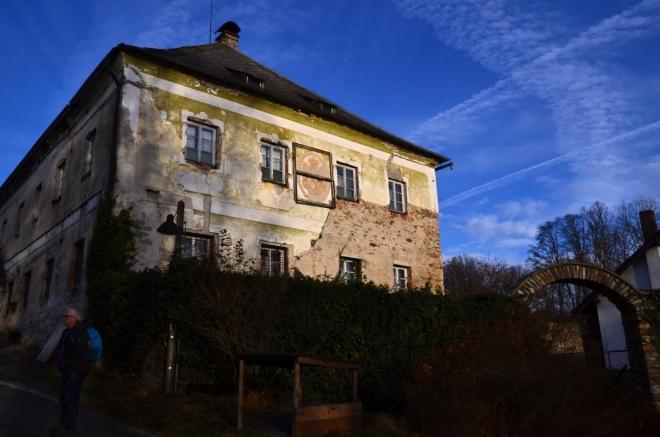 I Zámeček Prášily nabízí zajímavé ubytování.