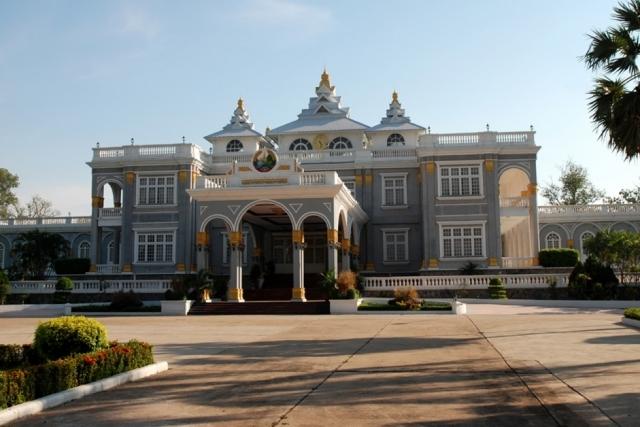 Prezidentský palác.