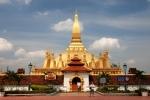 Vientiane - Wat That Luang...