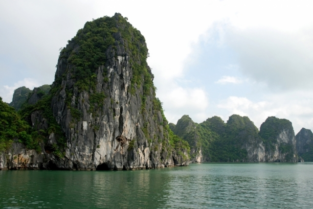 Ha Long Bay...