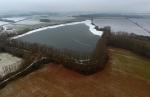 Horní rybník u Novosedel.
