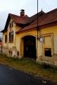 Starý dům.