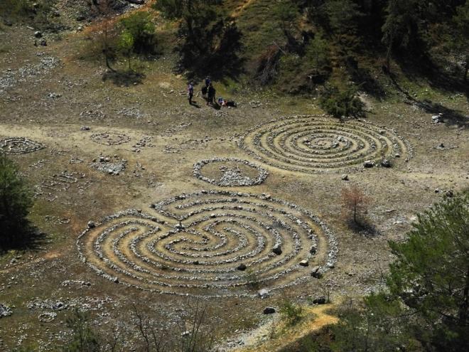 Planina Nazca byla inspirací?