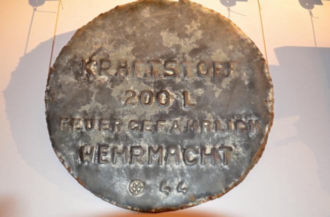 Památka na Wermacht.