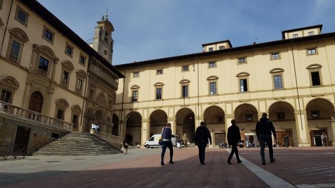 Palazzo della Feternitaå dei Laici...