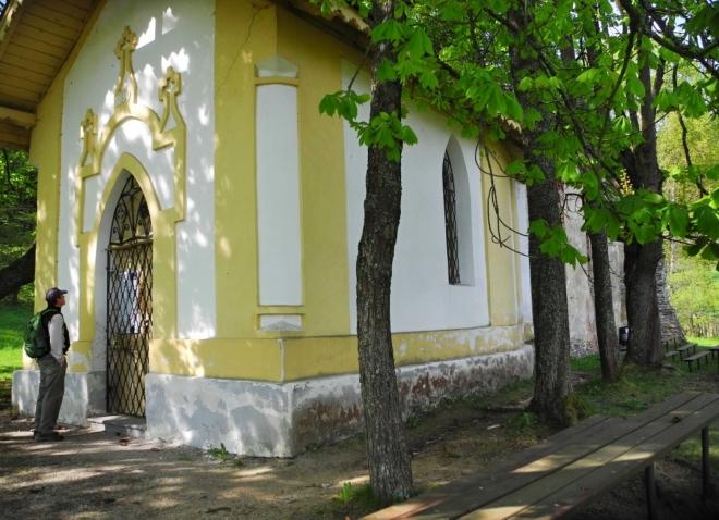 Kaple u Svatého Víta.