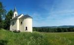 Kostel sv. Magdaleny.