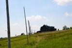 Lyžařská bouda na Liščí louce.