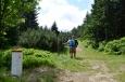 Stezkou k Lysečinské hoře...