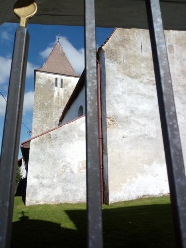 Albrechtice kostel