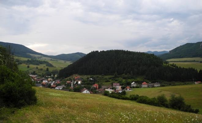 Lietavská Svinná.