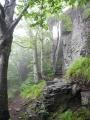 Nedobytný vrchol zdoláme jednoduše - po schodoch, po schodoch...