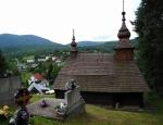 Chrám svatého Michala Archanděla v Inovci je dřevěný řeckokatolický chrám v obci Inovce v nejvýchodnější části Slovenska v okrese Sobrance. Je to jedna z nejmenších dřevěných cerkví na Slovensku. Byl postaven v první třetině 19. století a svými rozměry postačil potřebám málo lidnaté obce. Součástí areálu je dřevěná zvonice s jednoduchou, v horní části otevřenou sloupkovou konstrukcí, na svahu za chrámem leží hřbitov a celý areál dotvářejí mohutné lípy.Zdroj: Wikipedia