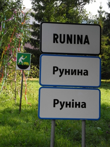 Runina...