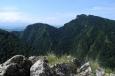 Z vrcholu Sokolice je parádní rozhled...