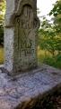 Pomníček - Denkmal u Schwarzenberského kanálu pochází z roku 1740.