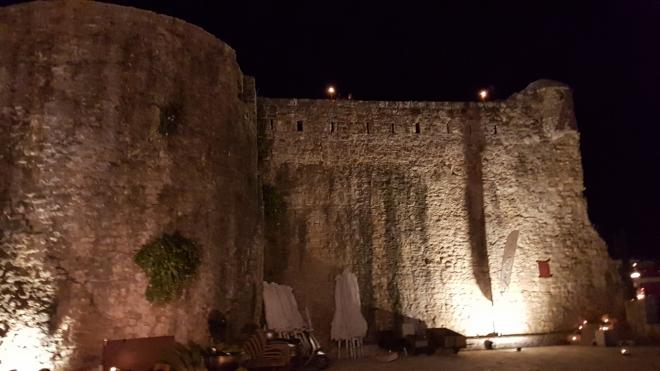 Starý hrad.