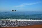 Pláž Petrovac...