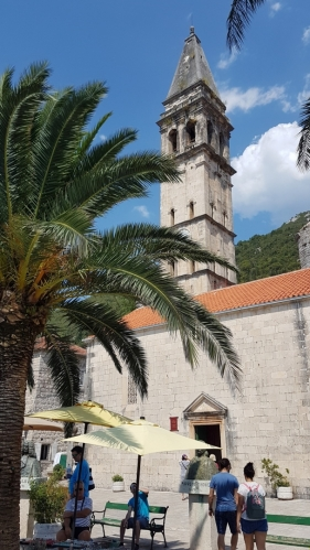Kostel sv. Nikolase.