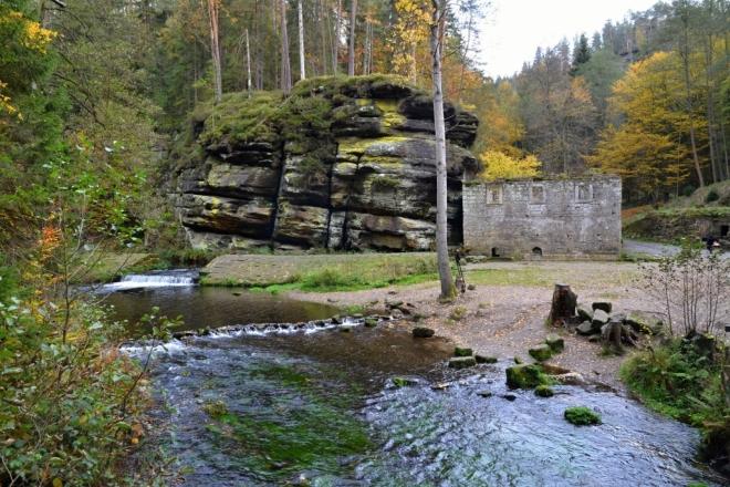 V údolí Kamenice...