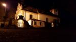 Kostel v Jetřichovicích.