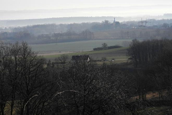 Svobodné Vodňanské Hory leží již dost vysoko nad Českobudějovickou pánví, kterou Chelčická vrchovina jasně ohraničuje.