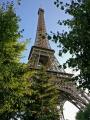 Pod Eiffelovo věží