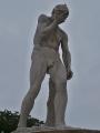 Socha Kaina, jak zabil bratra Ábela