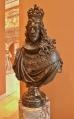 Busta jednoho z Ludvíků
