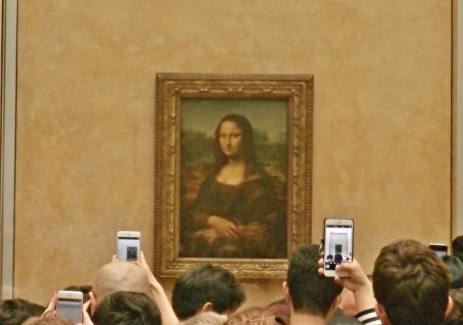 Mona Lisa v obležení